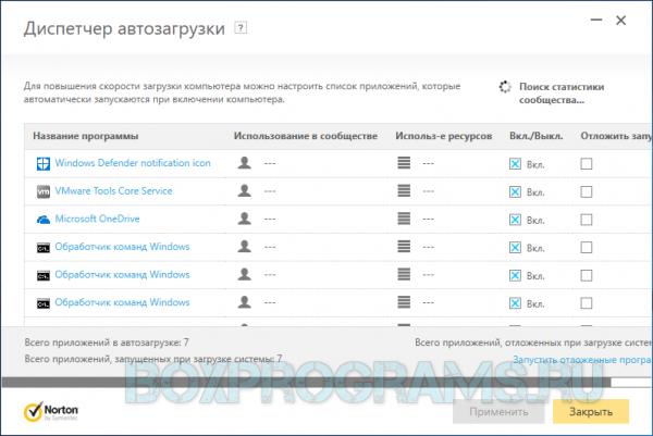 Norton Antivirus для ПК