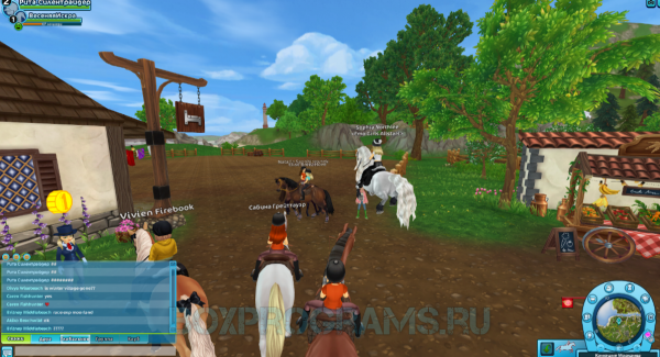 Star Stable на русском языке