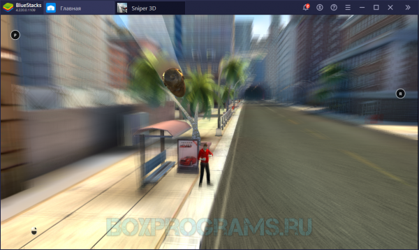 Sniper 3D assassin для Windows